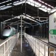 JR奥羽本線・峠駅