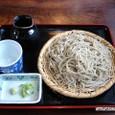 ざる蕎麦 大盛 (たまき庵 ②)