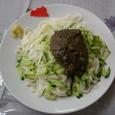 じゃじゃ麺(びーわん)