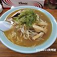 味噌ラーメン ( 福来軒 ススキノ店 )