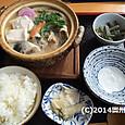 鱈鍋定食 (さばいしドライブイン)