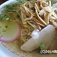 メンマ冷がけ中華 (丸竹食堂④)