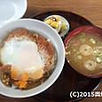 カツ丼 (柳月食堂)