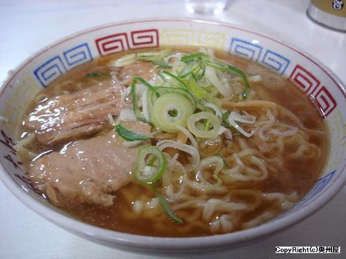 中華そば (まこと食堂②)